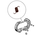 Picture of T2 Brake Shoe Fitting Kit 64-70 Rear