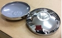Picture of Stainless Steel Hub cap VW Beetle 1968 on, T2 Bay 1971–1979 and T25 1979–1992