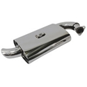 Picture of Mondo Muffler, Stainless Steel