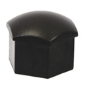 Picture of Black plastic Cap for wheel bolt, Mk1/2 Golf