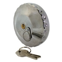 Picture of Fuel cap locking Stainless Steel T1 61-67 T2 68-71 70mm