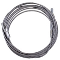 Picture of Clutch cable, T2 06/59 - 10/61 LHD 3110mm