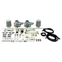 Picture of Aftermarket EMPI 34EPC carburettor kit.