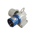 Picture of Mains Angled Inlet Surface Mounted Hook Up Adaptor (240v/16a)