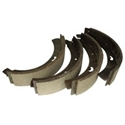 Picture of Splitscreen front brake shoe set 1955 to 1962