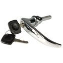 Picture of Cargo door handle with key Splitscreen 1955 to 67