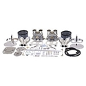 Picture of EMPI twin 40mm HPMX carburettor kit