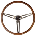Picture of Grant Steering Wheel Wood 15""