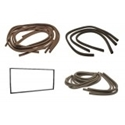 Picture of All Door Seal Kit VW T2 Split 1955-1963