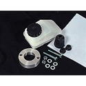 Picture of Dual Circuit Master Cylinder Conversion Kit, T2>67
