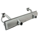 Picture of Exhaust Silencer 34HP 8/60-12/62 For Stale Air Heat