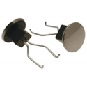 Picture of Chrome Jacking Point Plug / Hub Cap Puller Beetle 1946–1998 T2 Split 1950–1967 T2 Bay 1967–1979