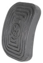 Picture of Brake or clutch pedal cover Beetle 1954 to 1973 and splitscreen >1967