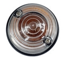 Picture of Beetle Indicator, round, clear, 70mm diameter