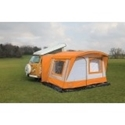 Picture of Campershop Retro Awning RHD Orange/Grey 2017
