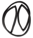 Picture of Engine lid seal, 8/71-79 > T2 Bay 1972-1979