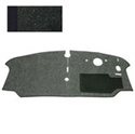Picture of Cab Floor Carpet for Right Hand Drive Black > T2 Bay 1973-1979