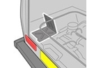 Picture of Left Hand Rear Platform Tray > Type 25 1980-1992