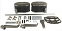 Picture of Air Filter & Linkage Kit for IDF/DRLA/HPMX Offset Manifold