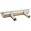 Picture of Vintage Speed Superflow Exhaust System 130mm