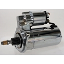 Picture of Hi-Torque Starter Motor 12 Volt for Manual or Automatic Gearbox Chrome